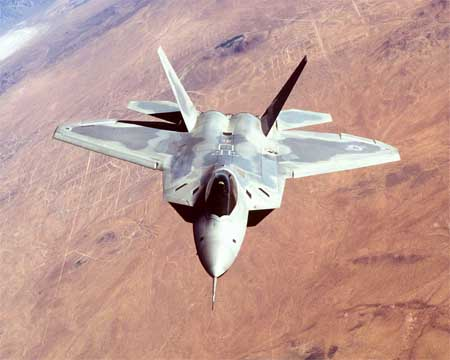F-22 Raptor Program Cost